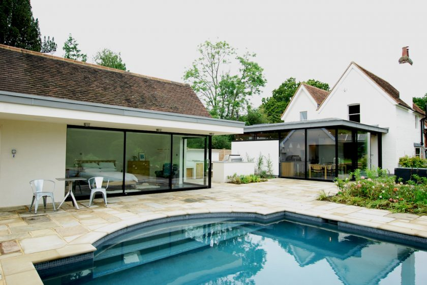 NEWS – Completion of Cottage Extension, East Sussex