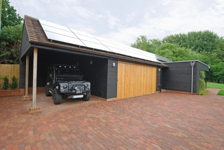 Garage Building, East Sussex