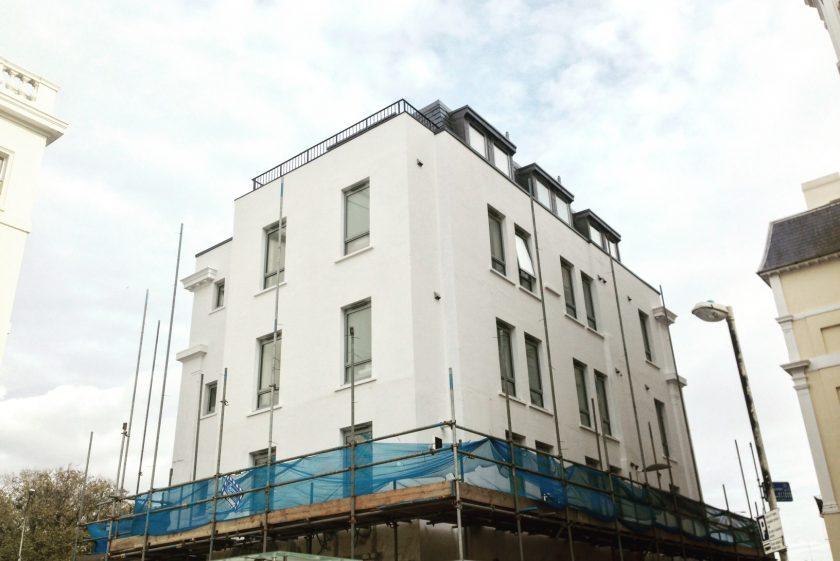NEWS – Lace House Progress