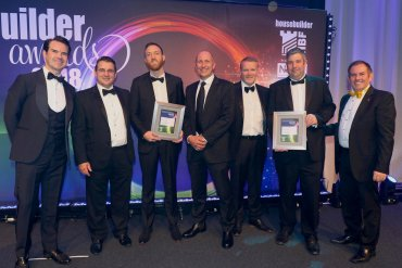 NEWS – LACE HOUSE HIGHLY COMMENDED AT THE HOUSEBUILDER AWARDS 2018